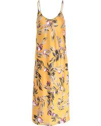 ViCOLO - 3/4 Length Dress - Lyst