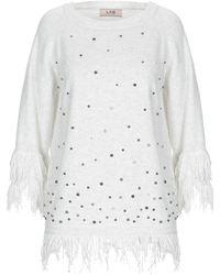 LAB ANNA RACHELE Sweater - White