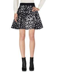 Fausto Puglisi Mini Skirt - Black