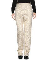 Genny - Casual Trouser - Lyst