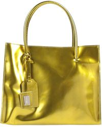 Blumarine Handbag - Metallic
