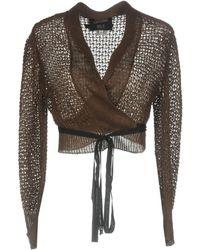 Jean Paul Gaultier - Wrap Cardigans - Lyst