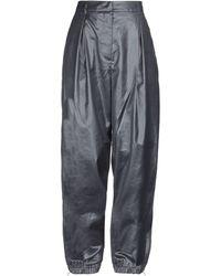 Tibi Trousers - Black
