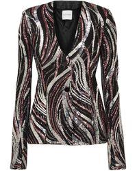Halpern Suit Jacket - Black