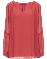 JEFF Blouse - Red