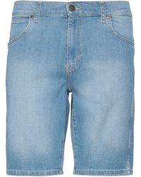 Wrangler Denim Shorts - Blue