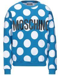 Moschino Sweatshirt - Blue