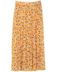 Libertine-Libertine Long Skirt - Yellow