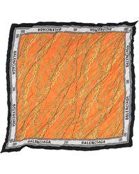 Balenciaga Foulard - Orange