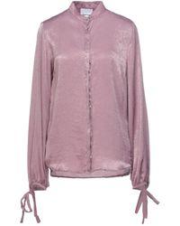 Black Coral Shirt - Pink