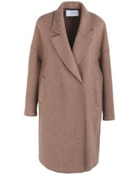 Harris Wharf London Cappotto - Marrone
