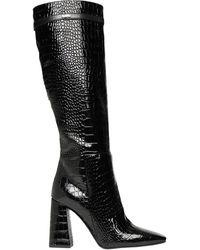 Karl Lagerfeld Boots - Black