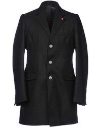 X-cape Coat - Black
