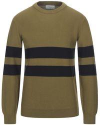Thinking Mu Sweater - Green