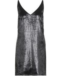 J Brand Robe courte - Noir