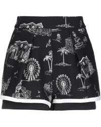 Maje Shorts - Negro