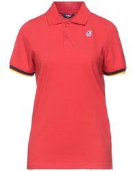 K-Way Polo Shirt - Red