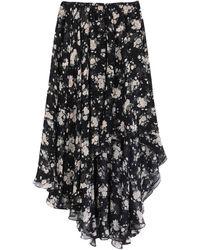 Michael Kors Knee Length Skirt - Black