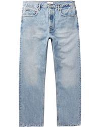 Sandro Pantalon en jean - Bleu