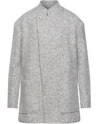 Takeshy Kurosawa Coat - Grey