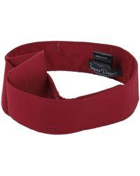 SuperDuper Hats Haaraccessoire - Rot