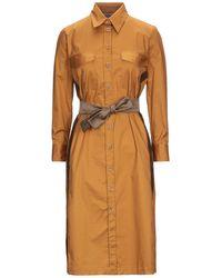 CALIBAN 820 Knee-length Dress - Multicolour
