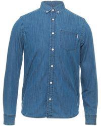 Carhartt Denim Shirt - Blue