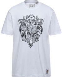 Element T-shirts - Weiß