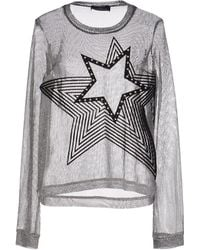 Anthony Vaccarello - Sweater - Lyst