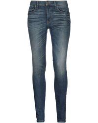 6397 Denim Pants - Blue