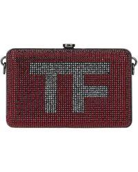 Tom Ford Handbag - Red