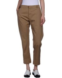 Band of Outsiders - Casual Trousers - Lyst