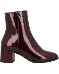 Gattinoni Ankle Boots - Purple