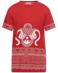 Les Benjamins T-shirt - Rouge