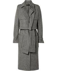 RTA Coat - Grey