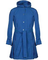 Geospirit Lange Jacke - Blau