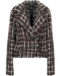 Fontana Couture Suit Jacket - Brown