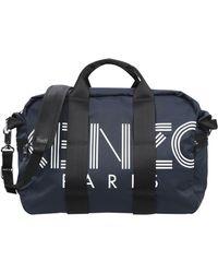 KENZO Travel Duffel Bag - Blue
