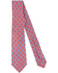 Kiton Ties & Bow Ties - Red
