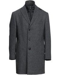 Angelo Nardelli Coat - Grey