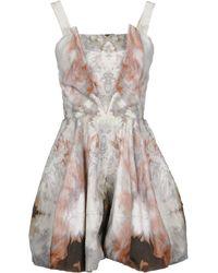 Maria Grachvogel - Short Dress - Lyst