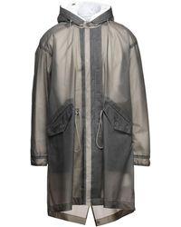 Helmut Lang Coat - Grey