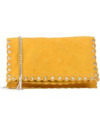 Ab Asia Bellucci Handbag - Yellow