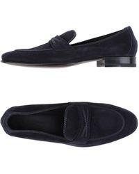 A.Testoni - Loafers - Lyst