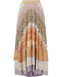 Missoni Long Skirt - Multicolour