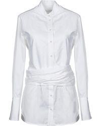 Victoria, Victoria Beckham Shirt - White