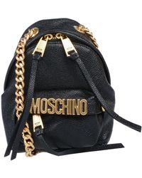 63908c4ee0 Zaini da donna di Moschino a partire da 143 € - Lyst