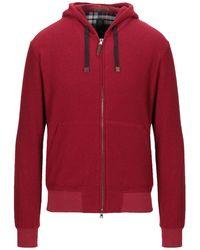 Eleventy Sweatshirt - Red