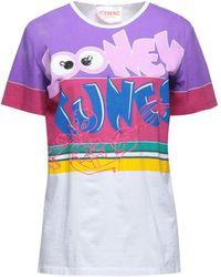 Iceberg T-shirt - Purple