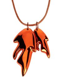 Cedric Charlier - Necklace - Lyst